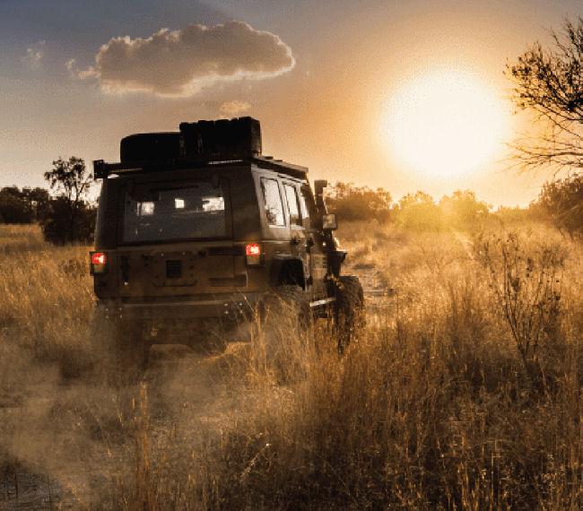 AFRIJEEP Adventures & Expeditions